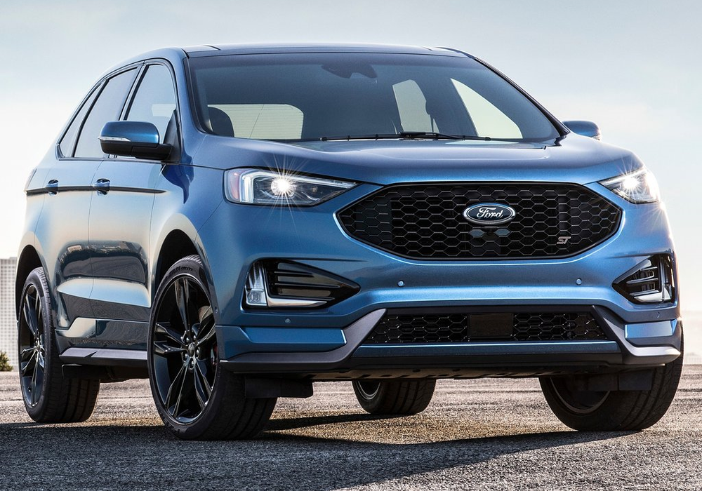Ford Edge St 2019 Prices And Specifications Qatar Yallamotor