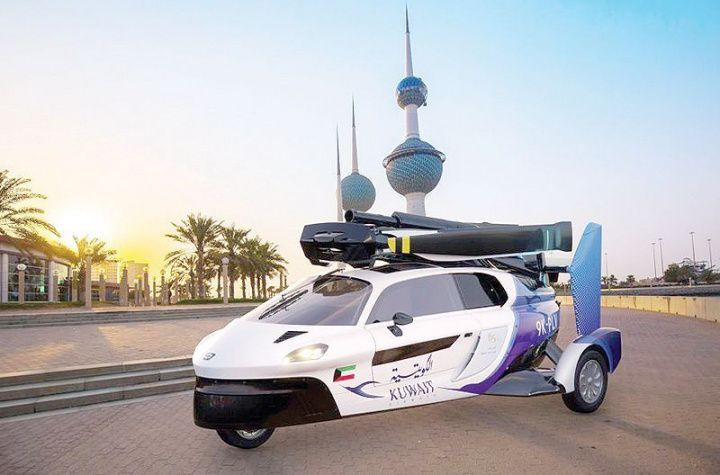 Flying Cars Kuwait
