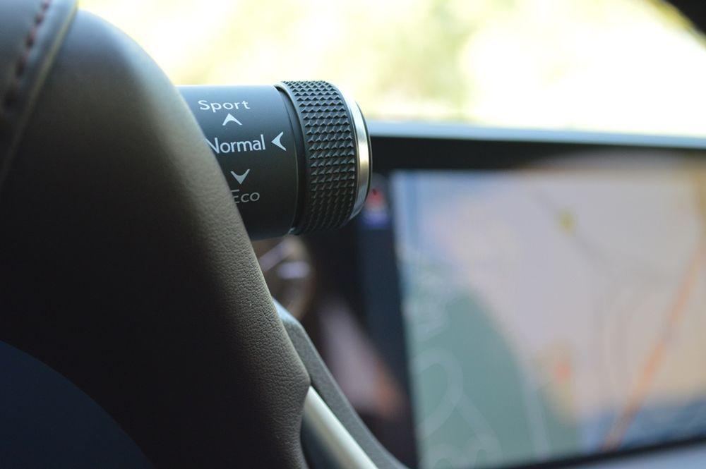 Lexus ES300h Drive Modes