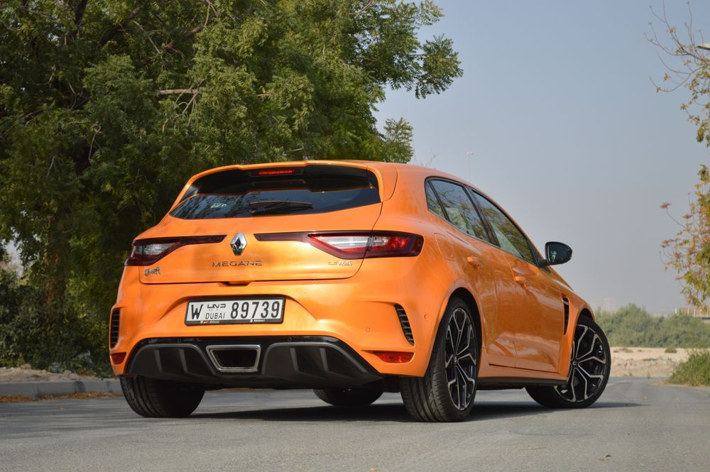 Renault Megane RS 2019 Rear