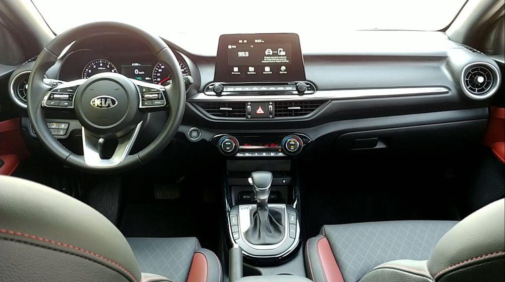 Kia Cerato 2019 Interior
