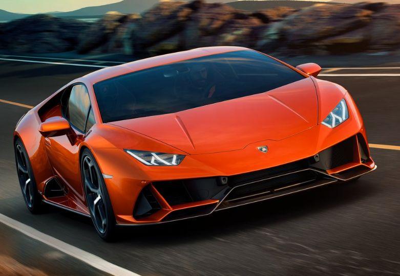 Lamborghini Huracan Evo performance