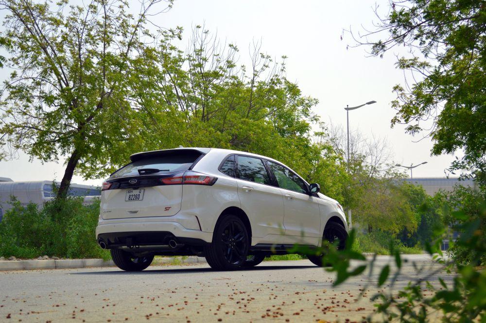 Ford Edge ST Rear