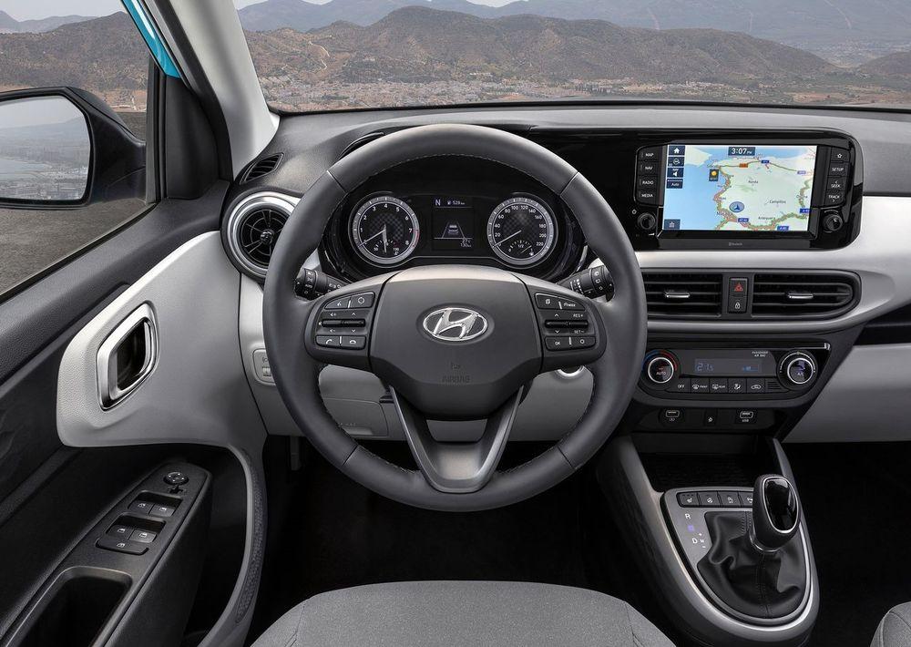 Hyundai i10 Inteior