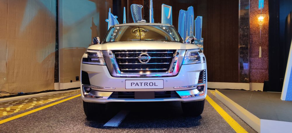 2020 Nissan Patrol launched in the Middle East