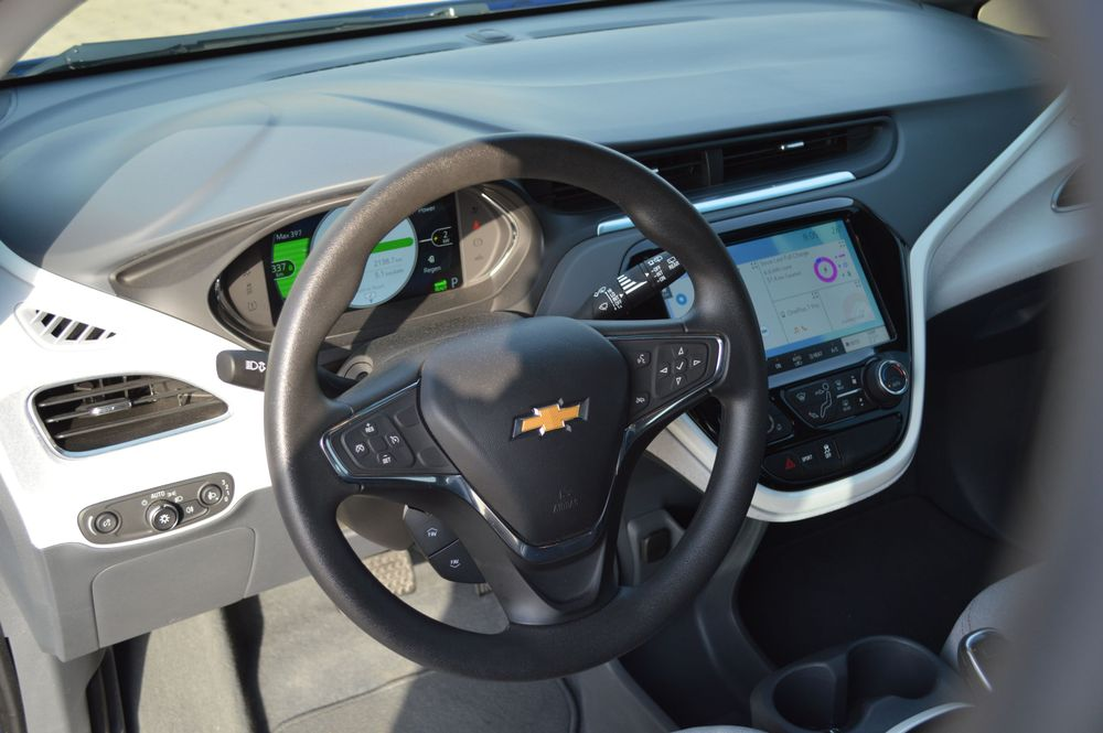 Chevrolet Bolt Interior