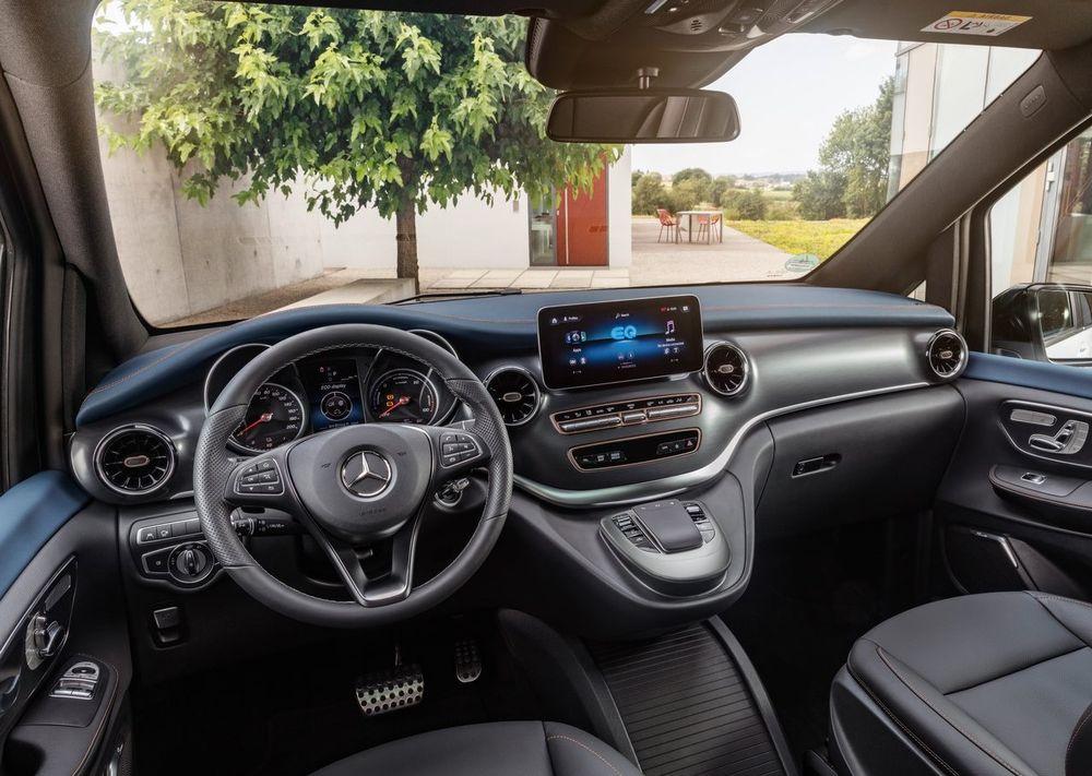 Mercedes Benz EQV
