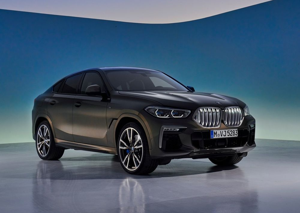 An Overview Of The All New 2020 Bmw X6 Egypt Yallamotor