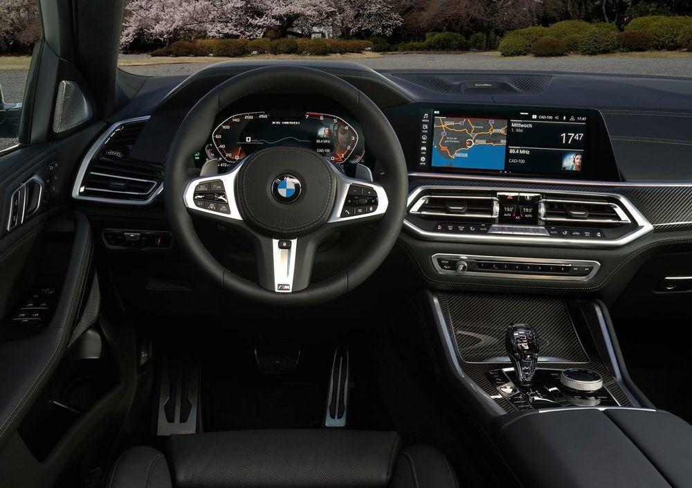 BMW X^ Interior