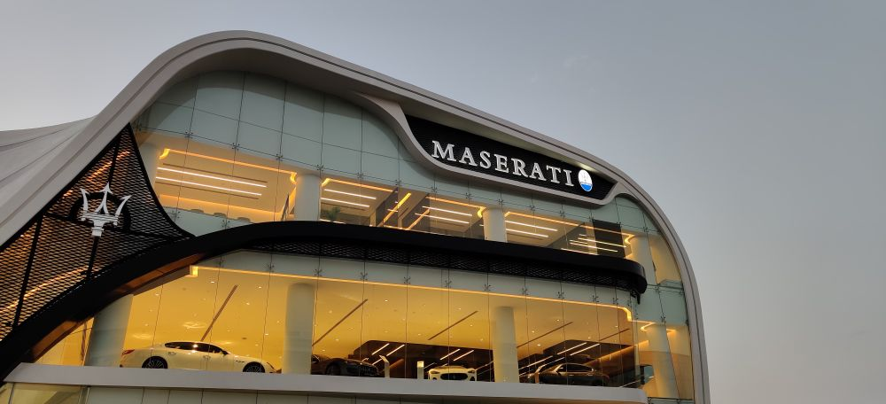 Al Tayer Motors Maserati