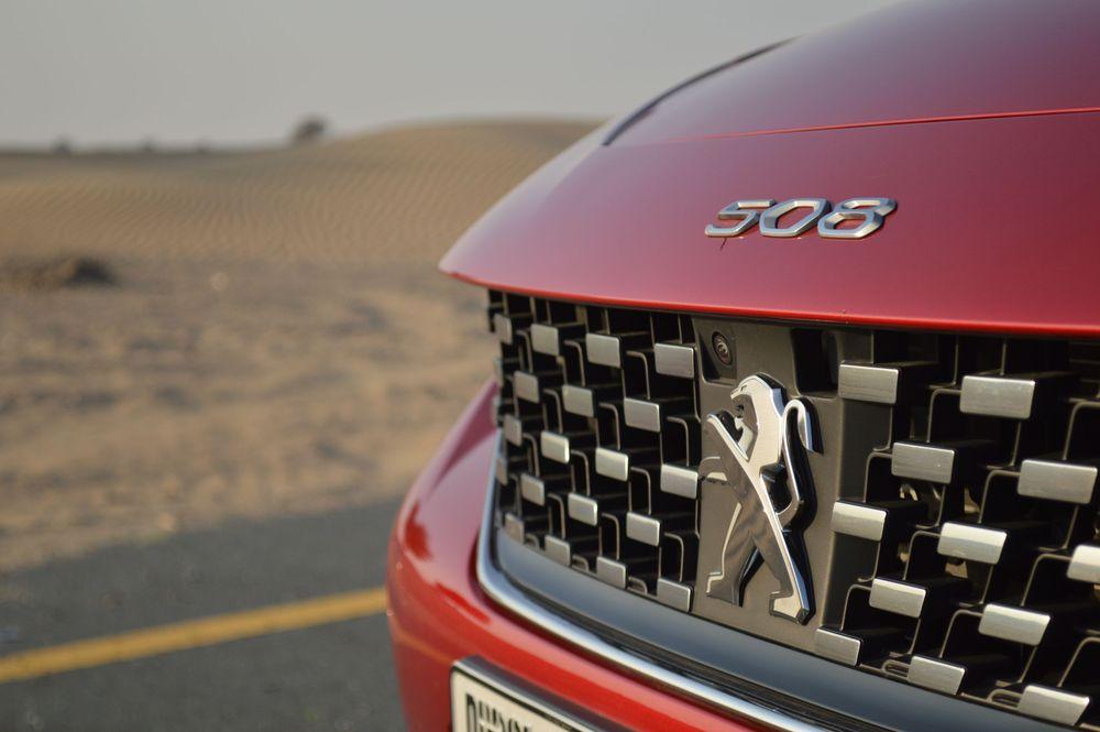 Peugeot 509