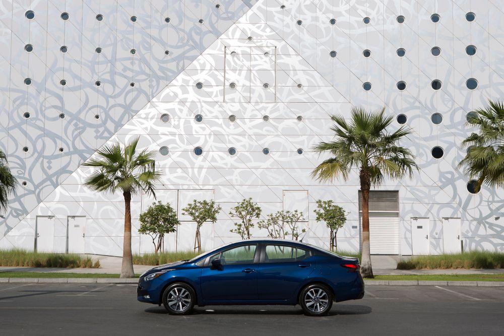 2020 Nissan Sunny steals the spotlight at Dubai Motor Show