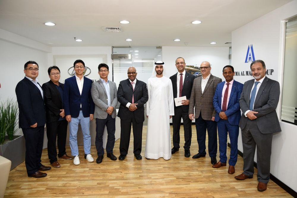 Hyundai Academy UAE