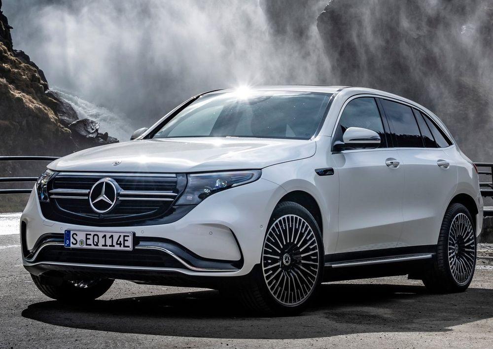 EQC Mercedes