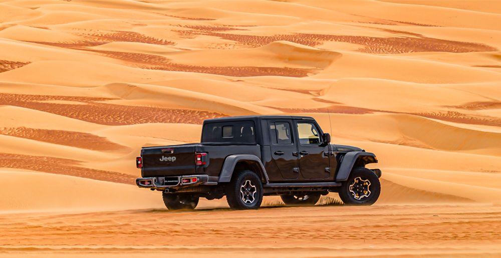 Jeep Gladiator LIWA