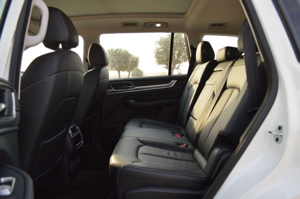 MG RX8 Seats