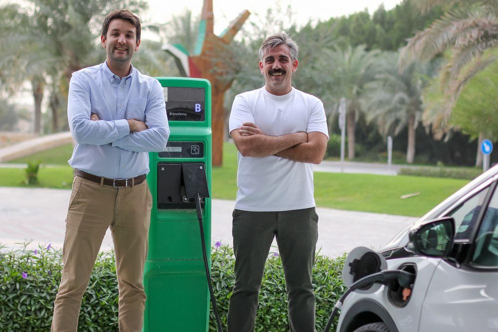Jorge Bialade Ben Pullen EVRT Dubai