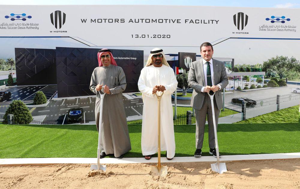 W Motors Dubai Silicon Oasis