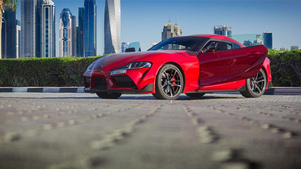 Toyota Supra Review