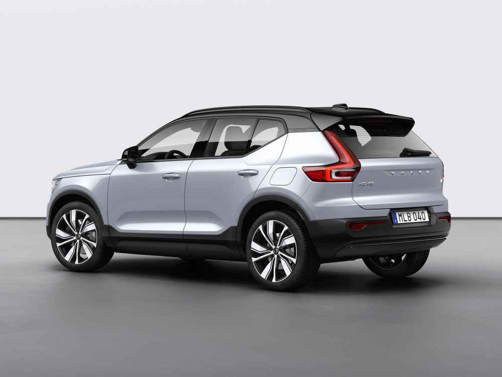 Volvo XC40 Electric Rear
