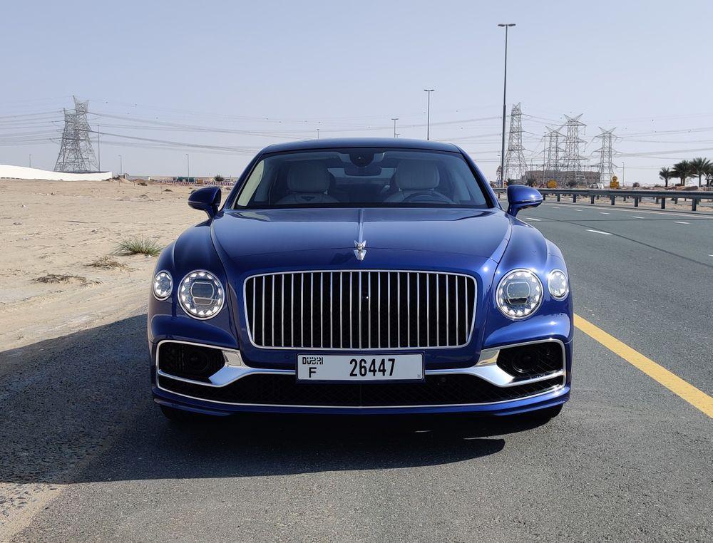 Bentley MECOTY