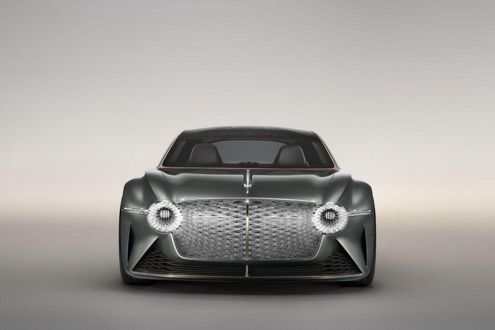 Bentley EXP GT 100