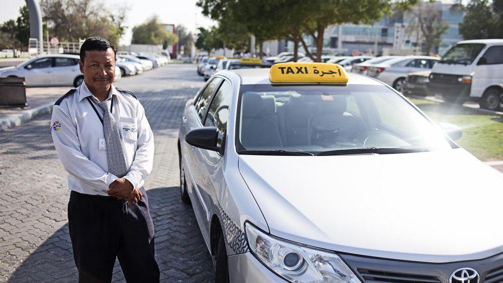 Ajman Taxi