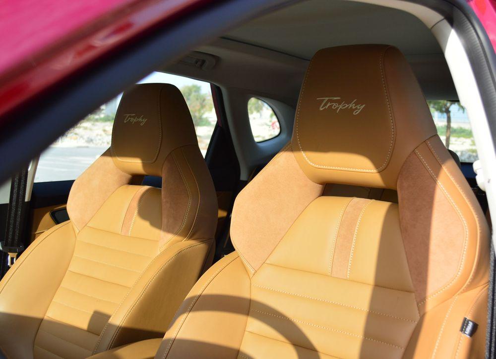 Seats MG HS