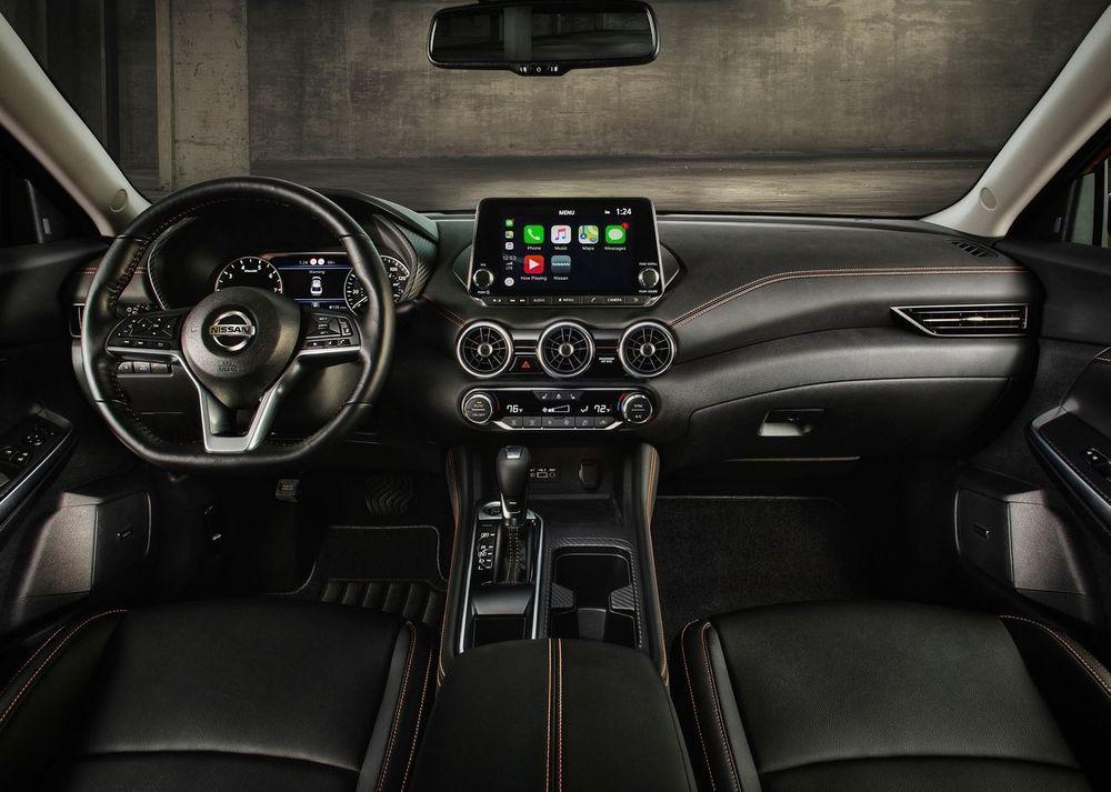 Nissan Senttra Interior