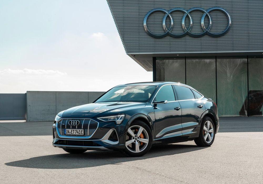 Audi ETron Sportback