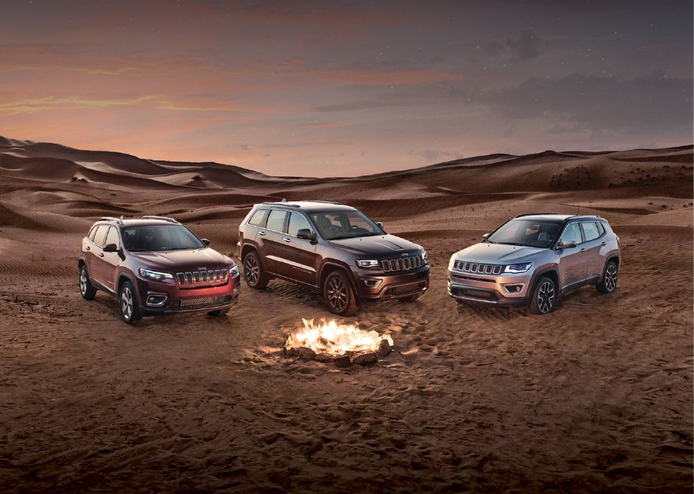 Jeep Ramadan Offers UAE