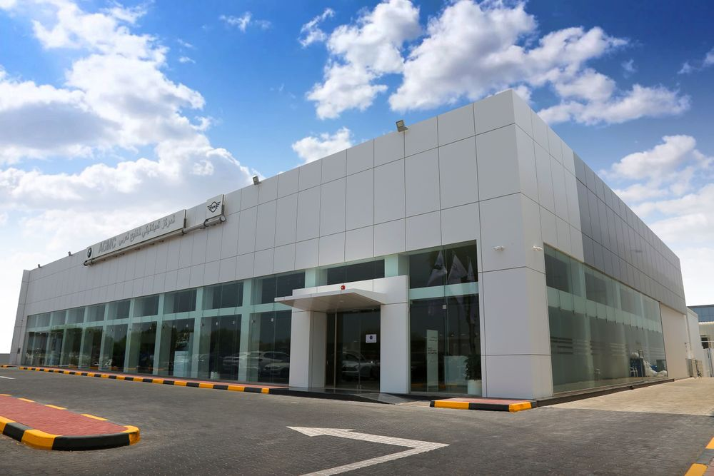 AGMC SHowroom Ras Al Khaimah