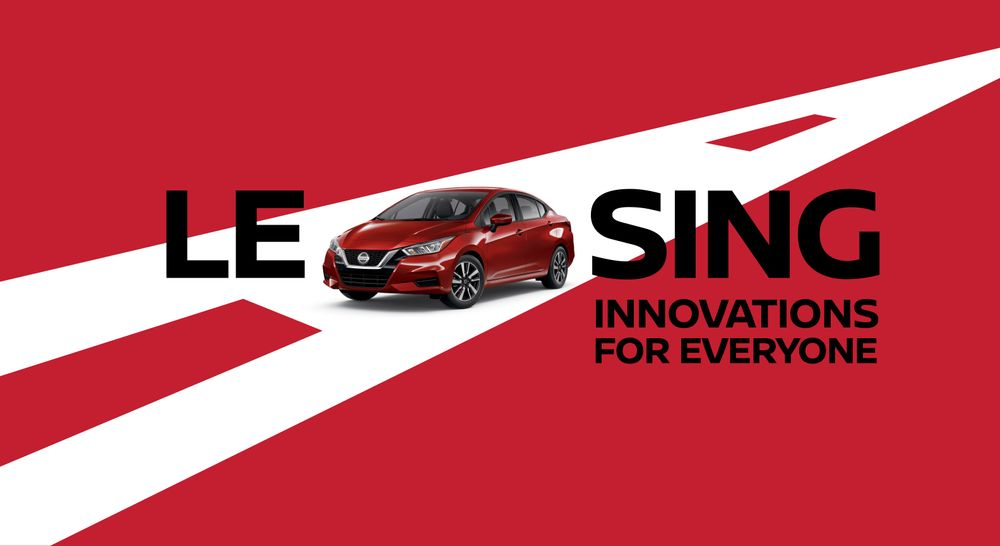 Nissan Leasing UAE