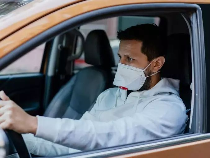 COVID Restrictions People Per Car UAE