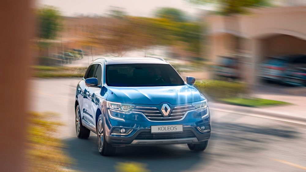 Renault Kolos