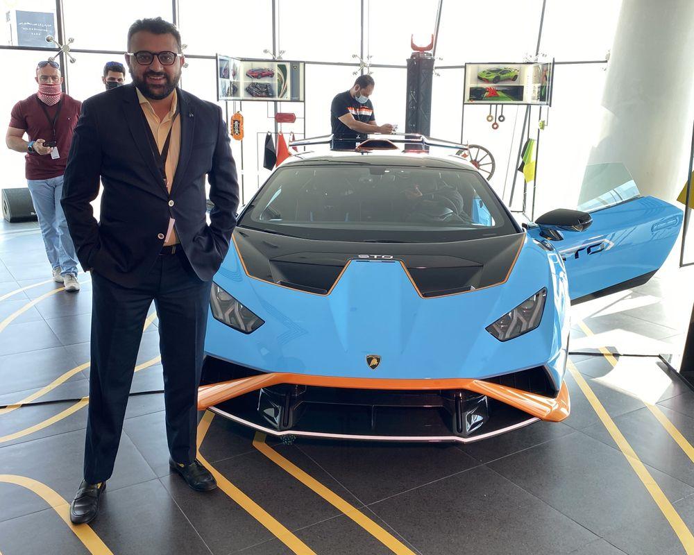 Lamborghini STO