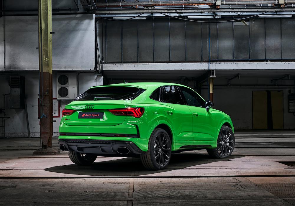 Audi RS Q3 Sportback Back