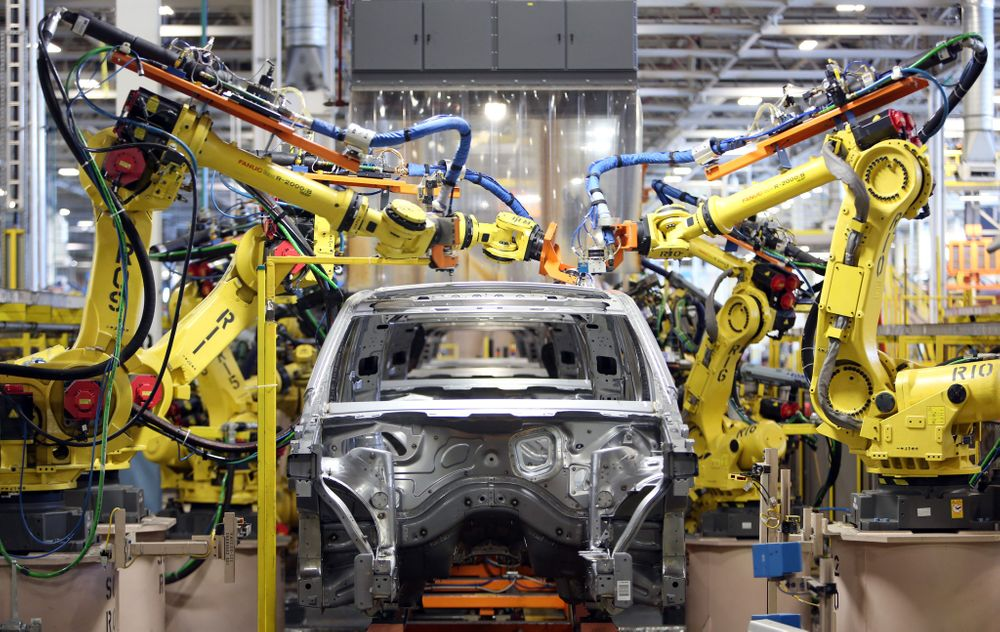 Saudi Arabia Car Manufacturing Plant