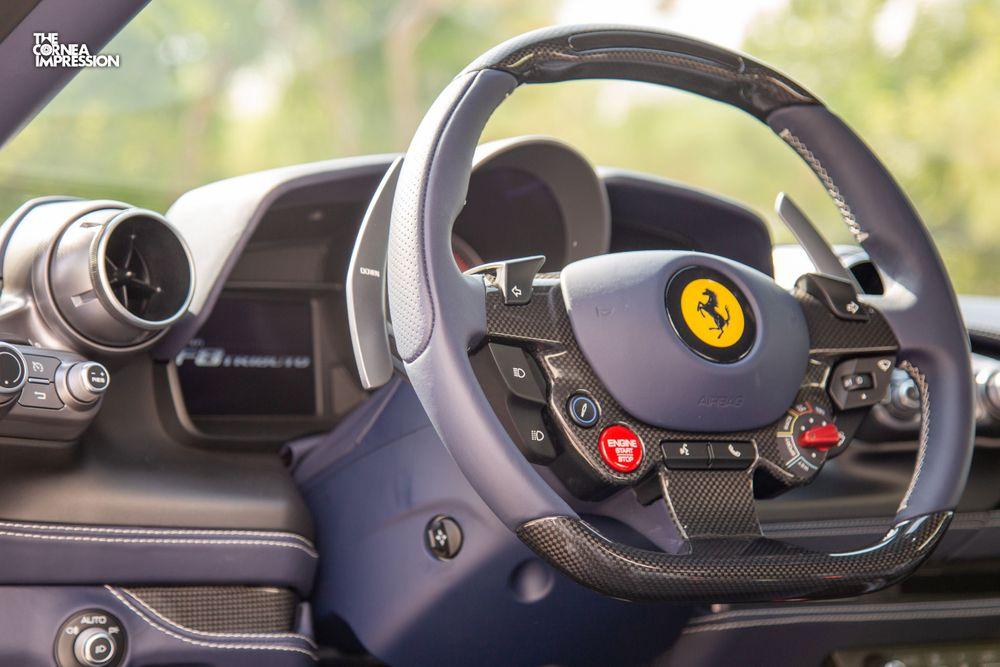 Ferrari F8 Tirbuto