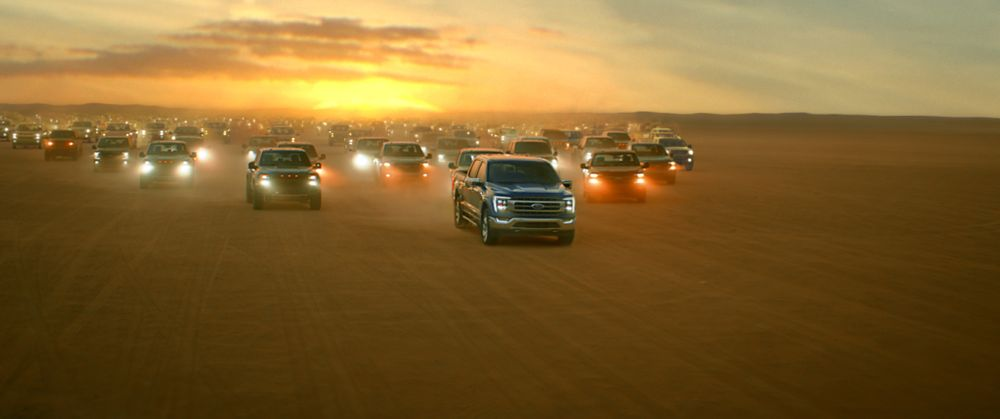 Ford F-150 Launch
