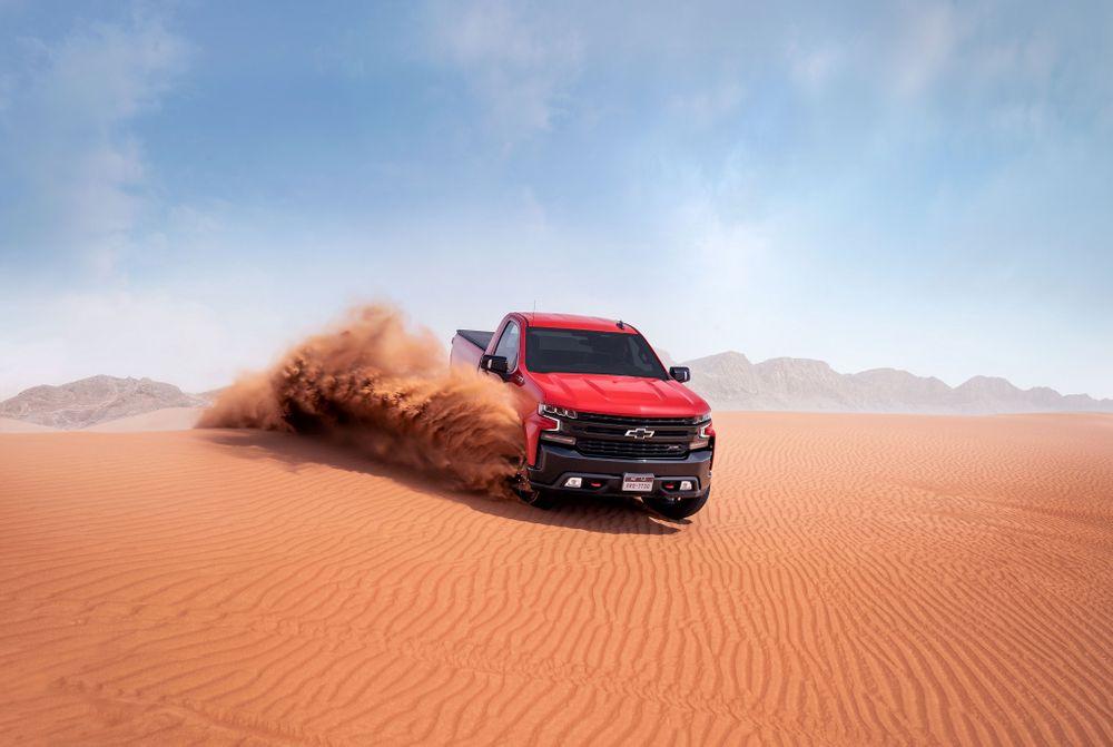 Chevrolet Silverado Desert