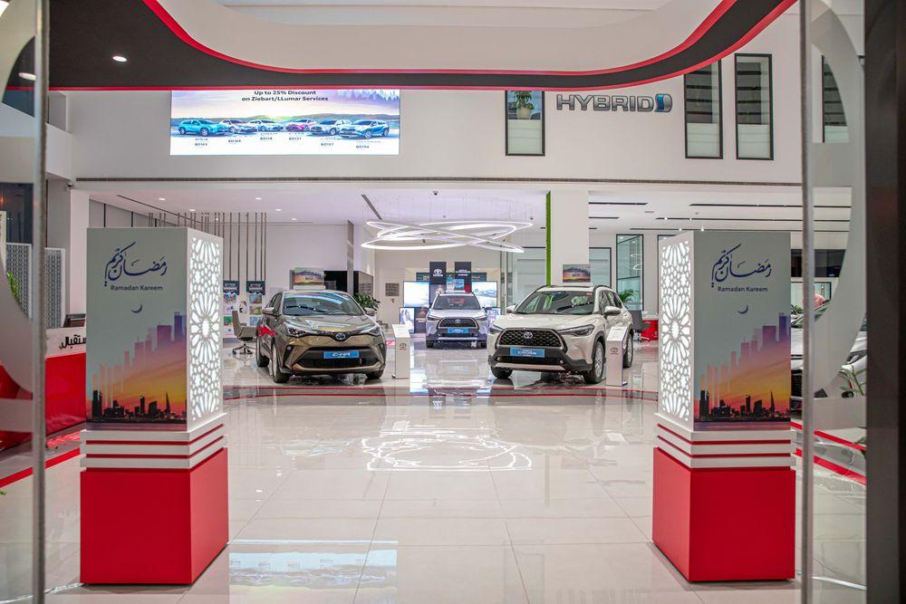 Toyota Ramadan offers Bahrain