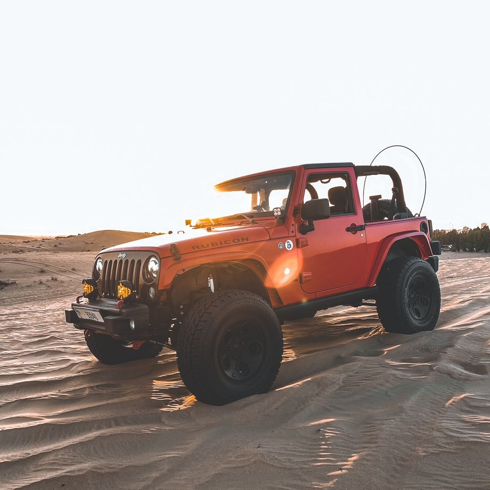 Zahran Khan Jeep Wrangler