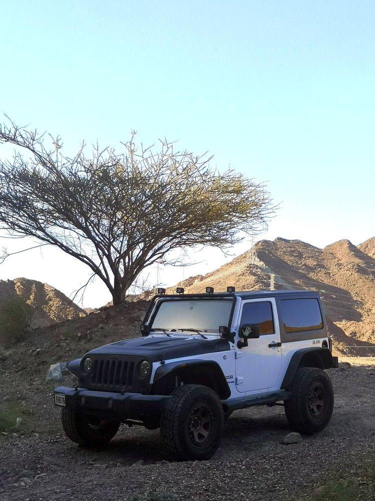 Jeep Wrangler Mahmood Al Waleed