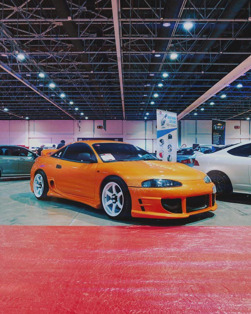 Mitsubishi Eclipse GST - Rayan Kayser