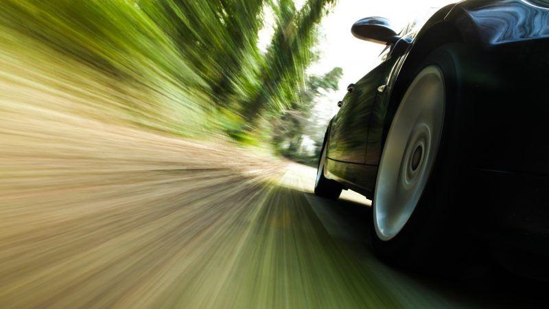 Social Influencer Speeding UAE