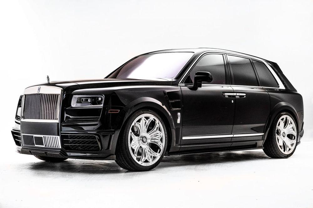 Rolls-Royce Cullinan Drake