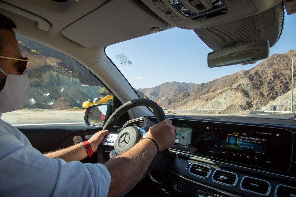 Shivaum Driving