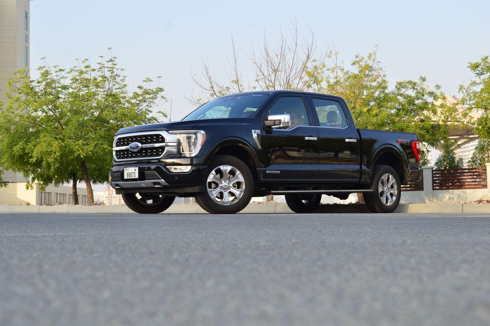 Ford F150 Plainum