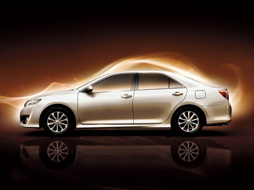 Toyota Camry 2013, Qatar